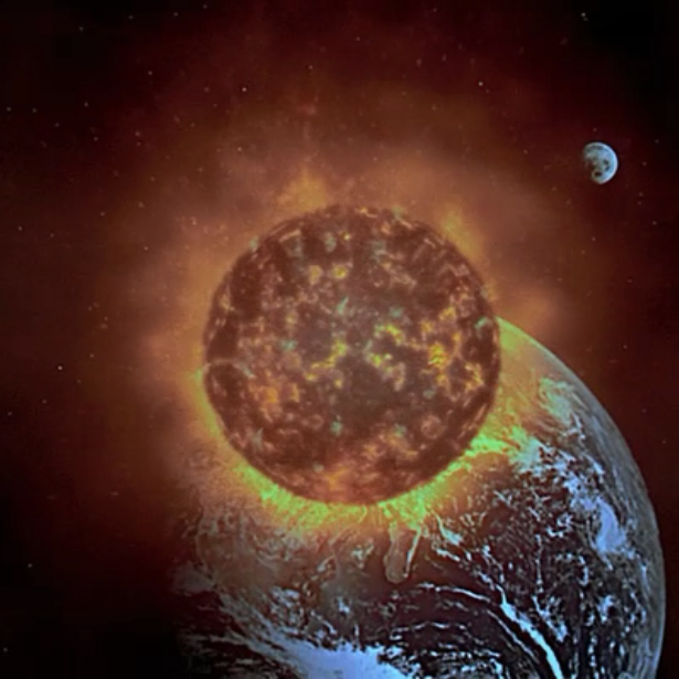 A Spiritual Fireball