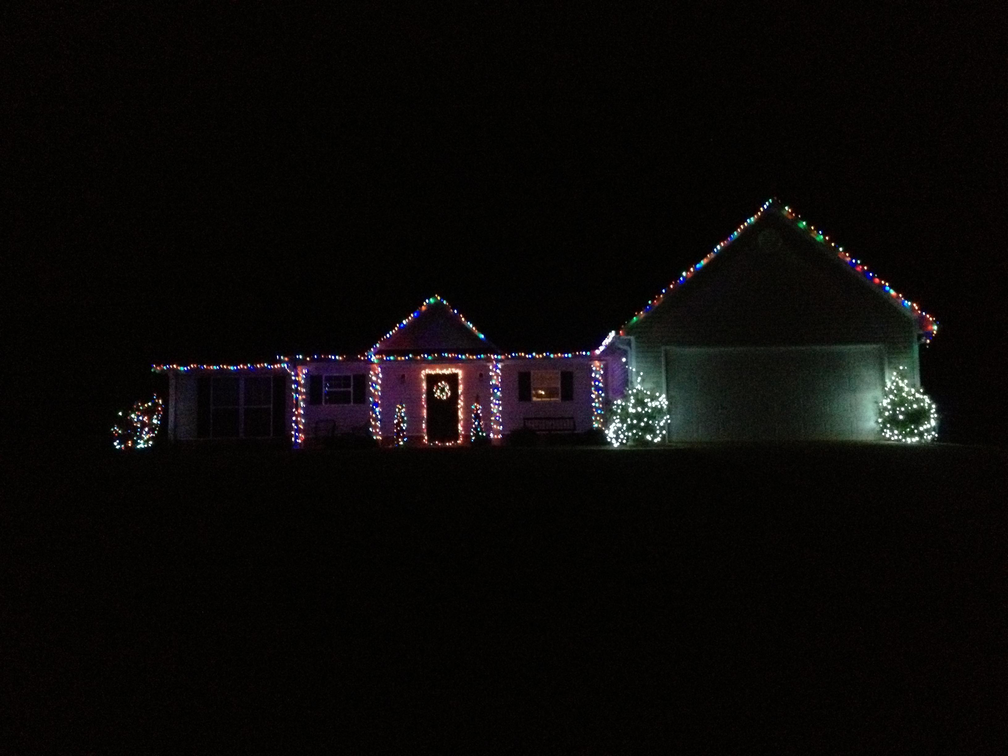 Christmas Lights – 2011