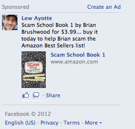 Facebook Turn My Post (Word-for-Word) into an Ad…