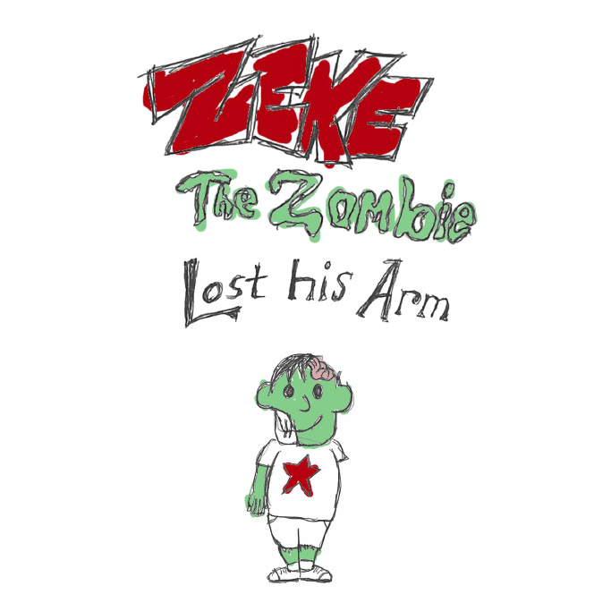Review: Zeke the Zombie Lost His Arm … A Children's Book