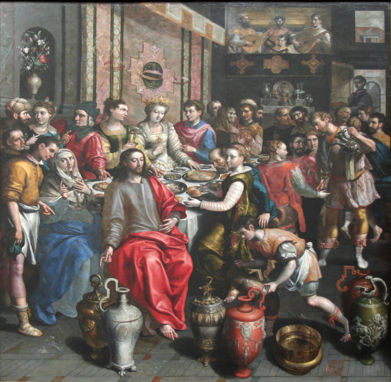 Jesus Literally Gave a Group of Inebriated People MORE Wine
